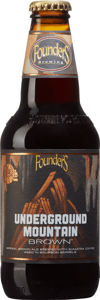 Founders BA Underground Mountain Brown