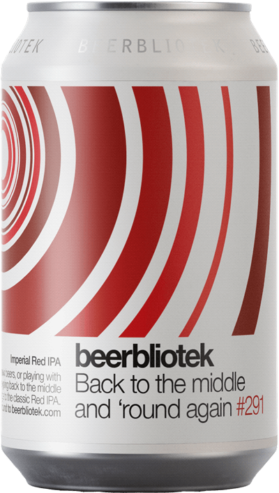 Beerbliotek Back to the middle and 'round again