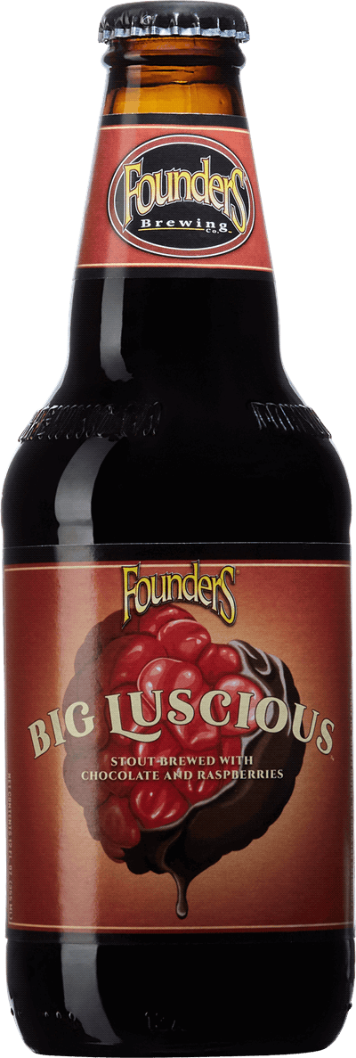 Founders Big Luscious Stout