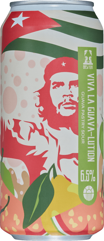 Viva la Guava-lution Brew York