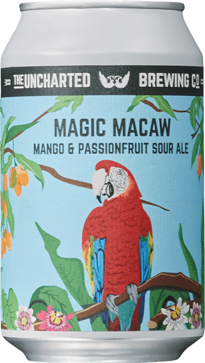 Magic Macaw The Uncharted Brewing Company
