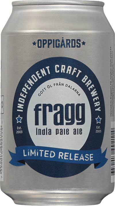 Oppigårds Fragg IPA