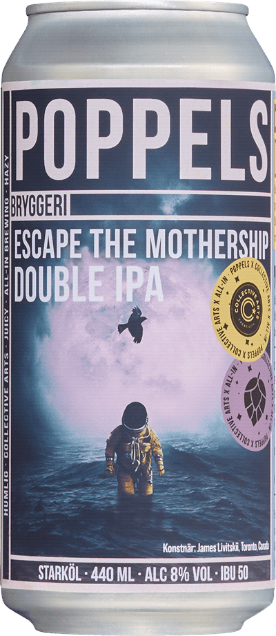 Escape the Mothership Poppels Bryggeri