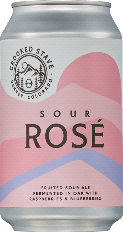 Sour Rosé Crooked Stave Artisan Beer Project